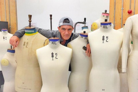 Antonio Banderas Has Enrolled in Fashion School