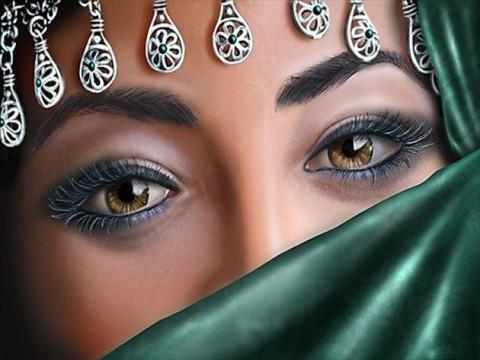 صور عيون بنات , اجمل عيون