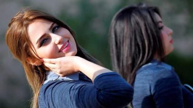 شيماء قاسم ملكة جمال العراق