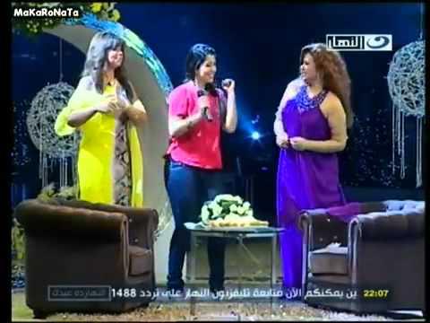 اغنية عمال يعاكسنى محمود الليثى وأيتن عامر