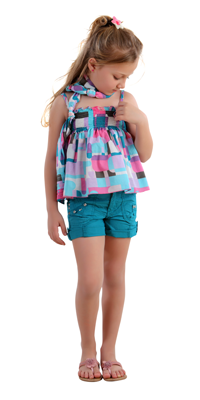 احدث ملابس الاطفال الصيفى (1)