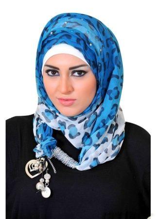 اجمل ربطات الحجابات