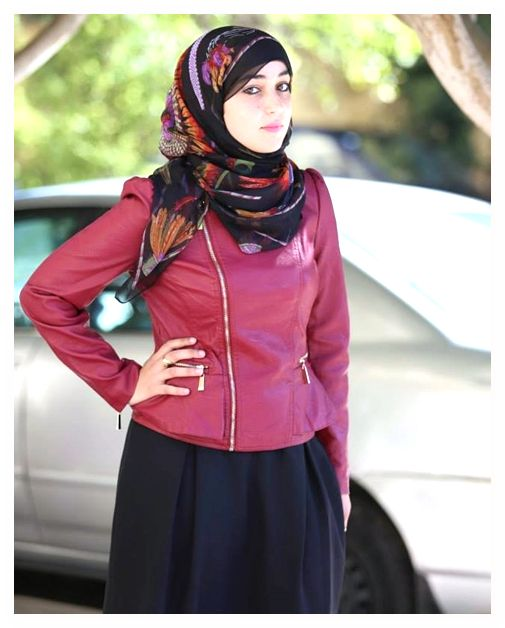 The most beautiful girls veiled Iranian women (11)