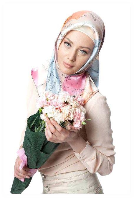 The most beautiful girls veiled Iranian women (7)