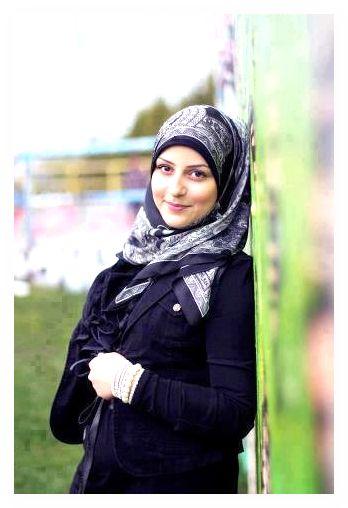 The most beautiful girls veiled Iranian women (9)