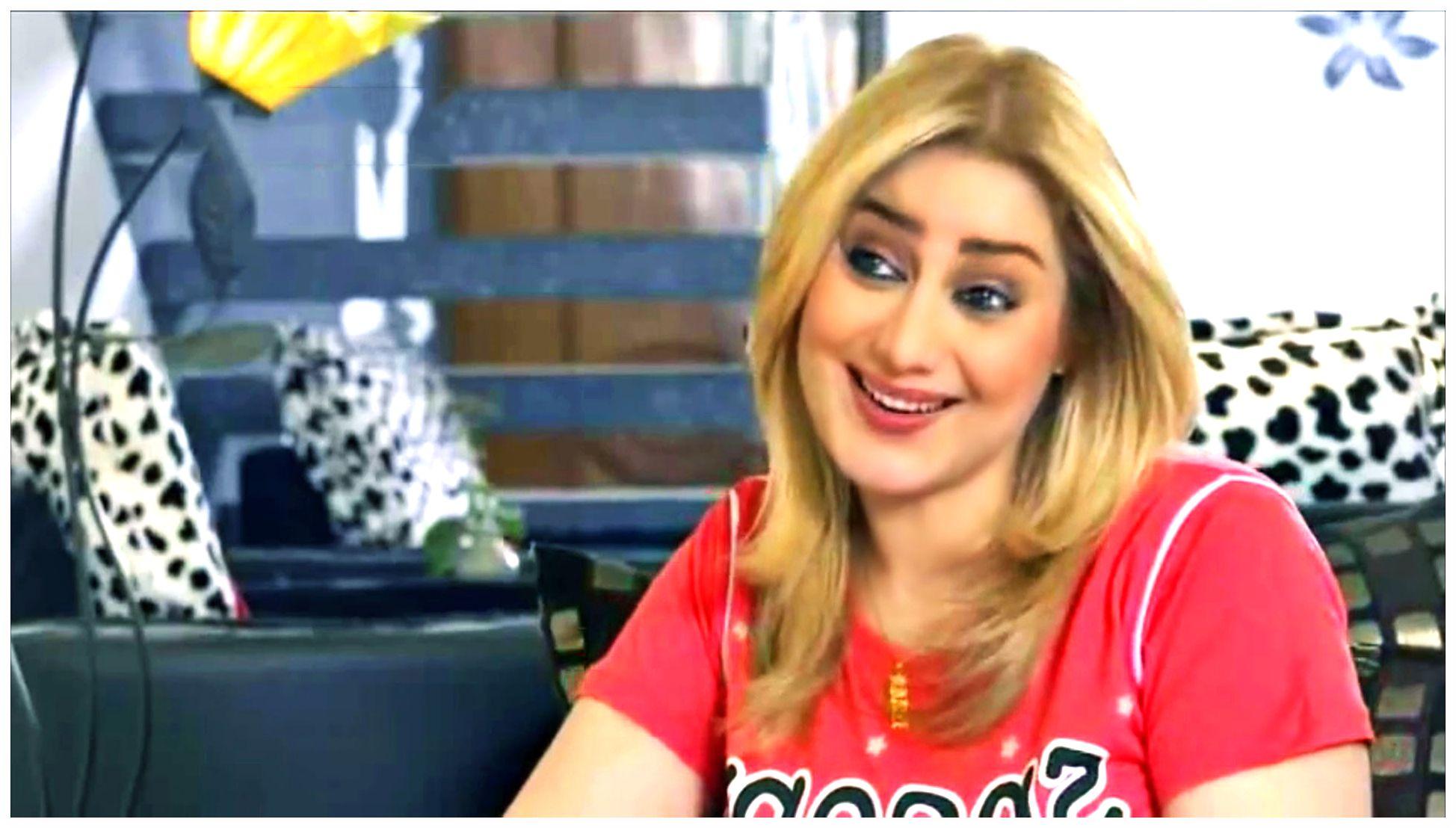 زهور علاء - الممثلة العراقية