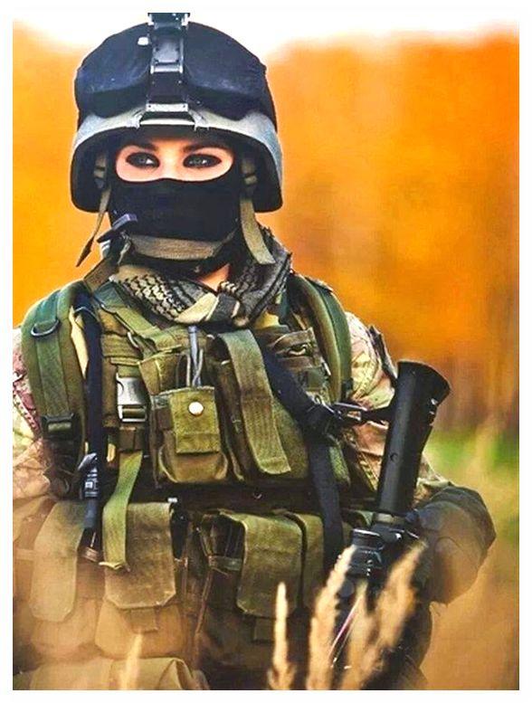 صور ملابس عسكرية مال بنات – نساء عسكريات بالجيش