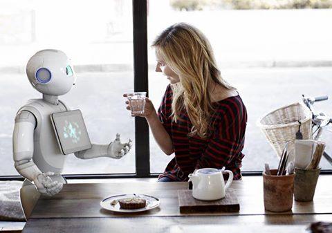 شركة Sony تعمل على روبوت قادر على انشاء علاقة عاطفية مع البشر