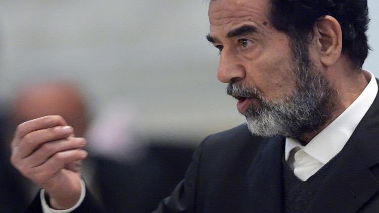 """""""الأضحى"""" يعيد ذكرى إعدام صدام حسين"""