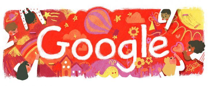 يوم الطفل العالمي 20 نوفمبر ماهو ولماذا يحتفل Google به نبذه مختصره عن الطفل ويوم الطفل العالمي