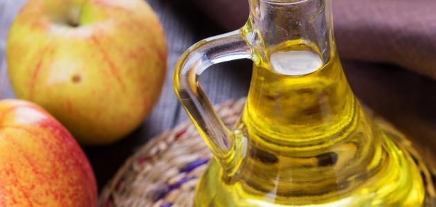 فوائد خل التفاح للوجه