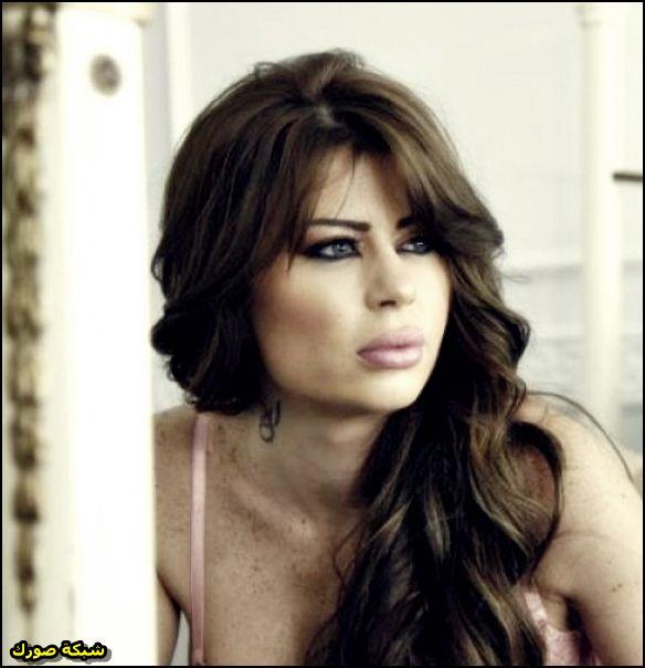 عارضة الأزياء اللبنانية لارا كاي