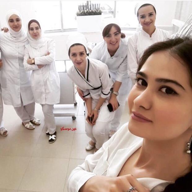أطباء الأسنان في الجنوب الروسي ?