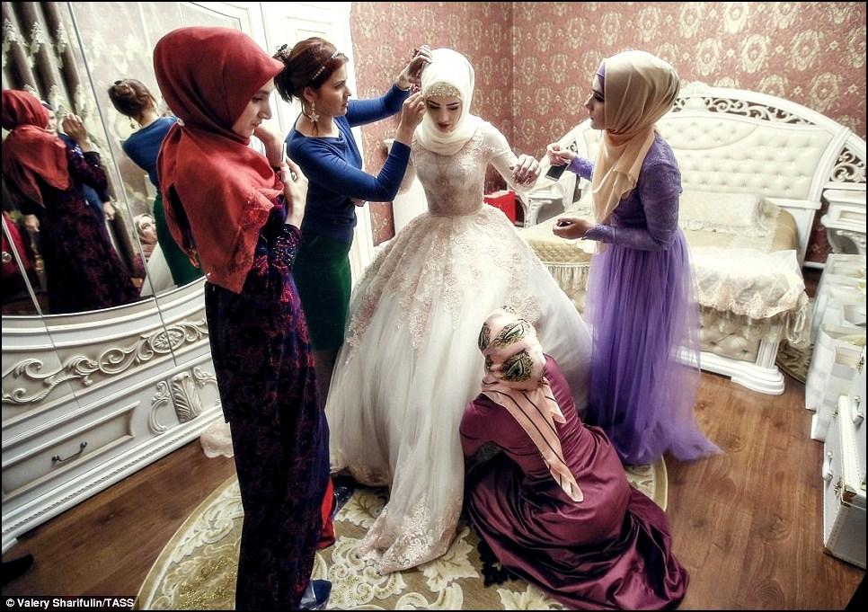 اجمل بنات الشيشان للزواج girls of Chechnya