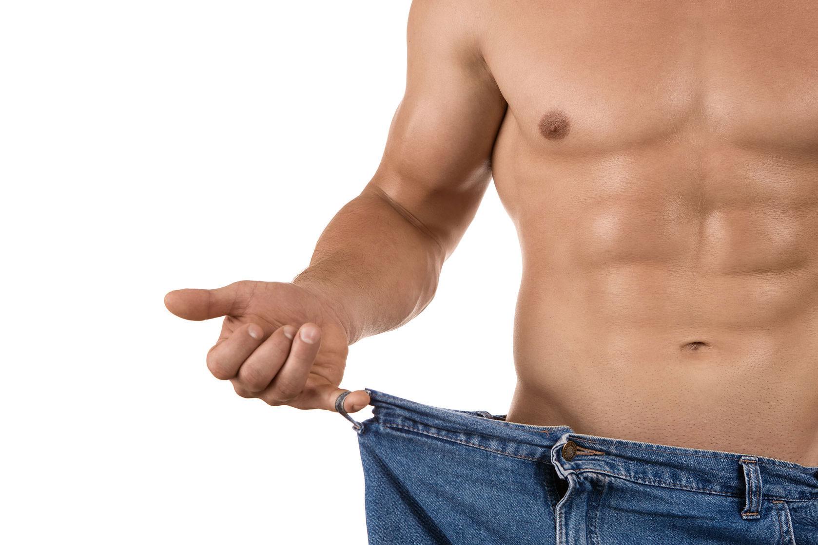 نظام غذائي لانقاص الوزن للرجال