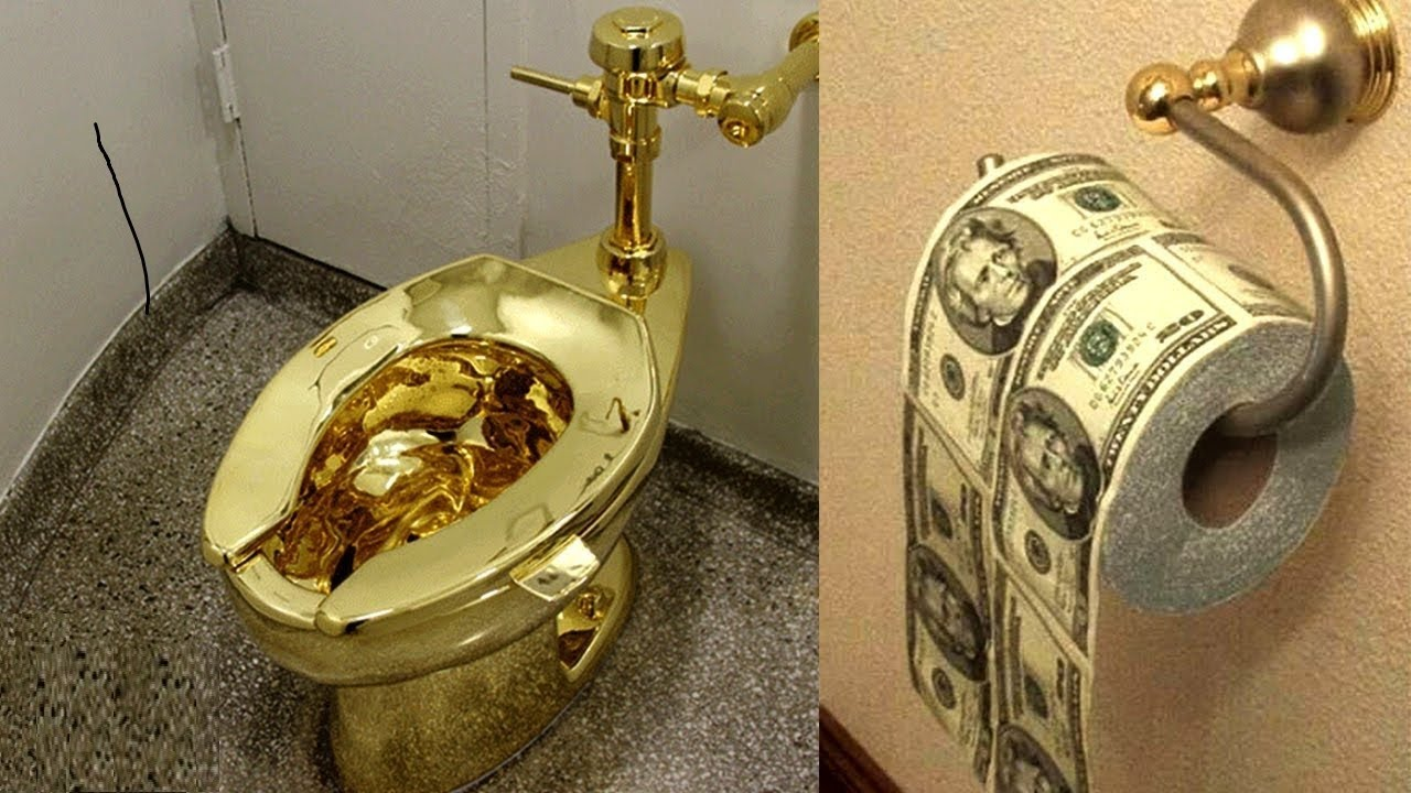 10 أغنياء تمادوا في الامر كثيرا فعلوا أشياء لا تصدق !