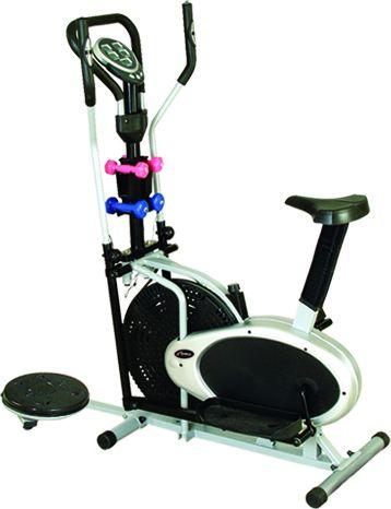 دراجة التمارين الرياضية للساقين و الذراعين