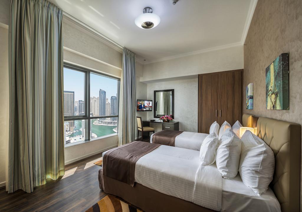افضل شقق فندقية شارع الشيخ زايد دبي