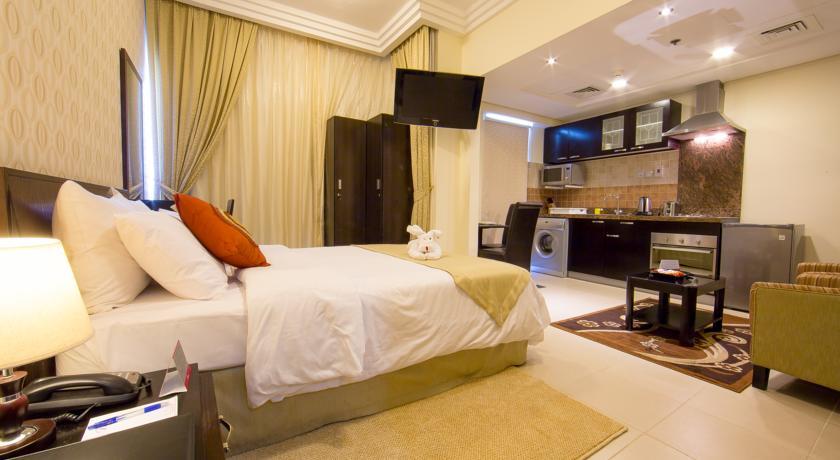 شقق فندقية رخيصة في دبي