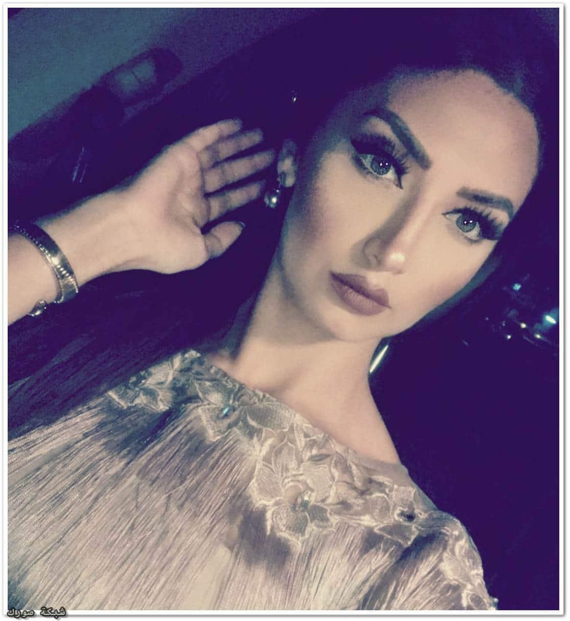 هبة حيدري مذيعة واعلامية سورية Heba Haidari