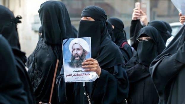إسراء الغمغام سعودية تواجه الإعدام بسبب عملها السياسي