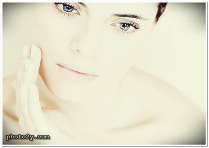 علاج حساسية الوجه بعد التقشير