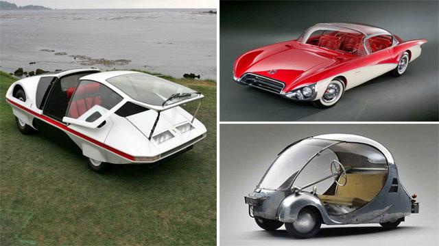 أغرب 10 سيارات في العالم
