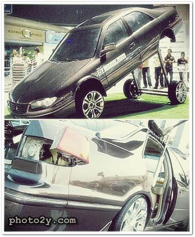 سيارات معدلة في السعودية
