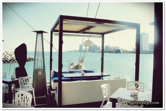 مطاعم الكويت على البحر Kuwait restaurants by the sea