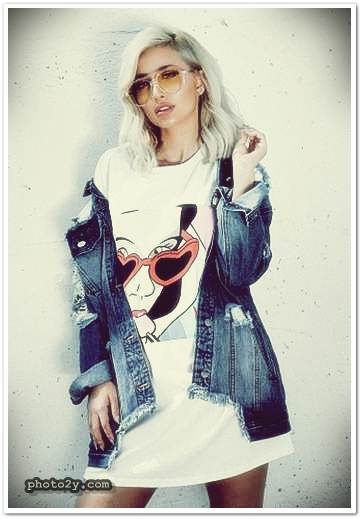 روز عارضة أزياء سعودية صور Rose fashion model