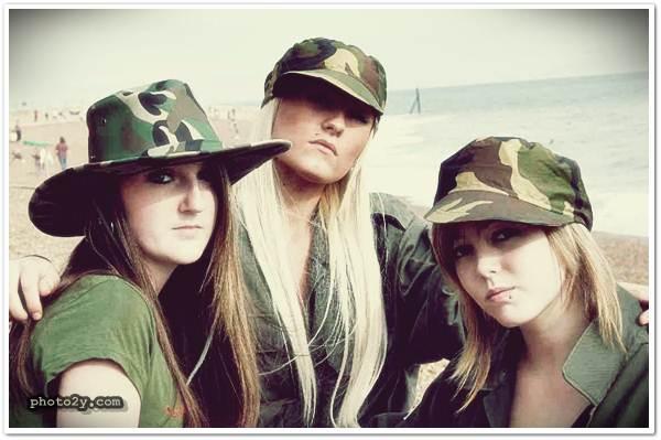صور جيش امريكي بنات