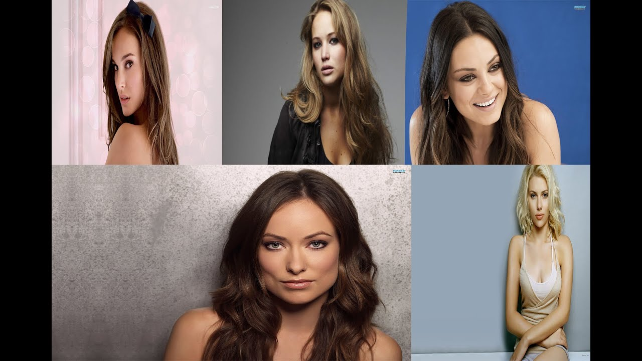 أجمل 10 ممثلات في هوليوود The most beautiful 10 actresses in Hollywood