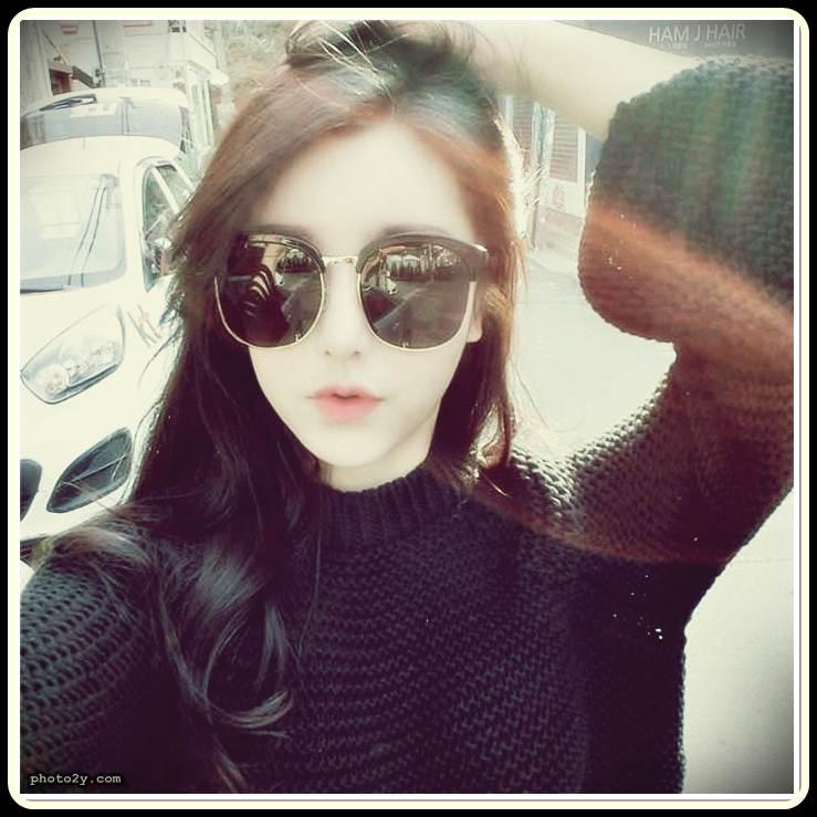 Korean girls with glasses – بنات كوريات كيوت بالنظارات