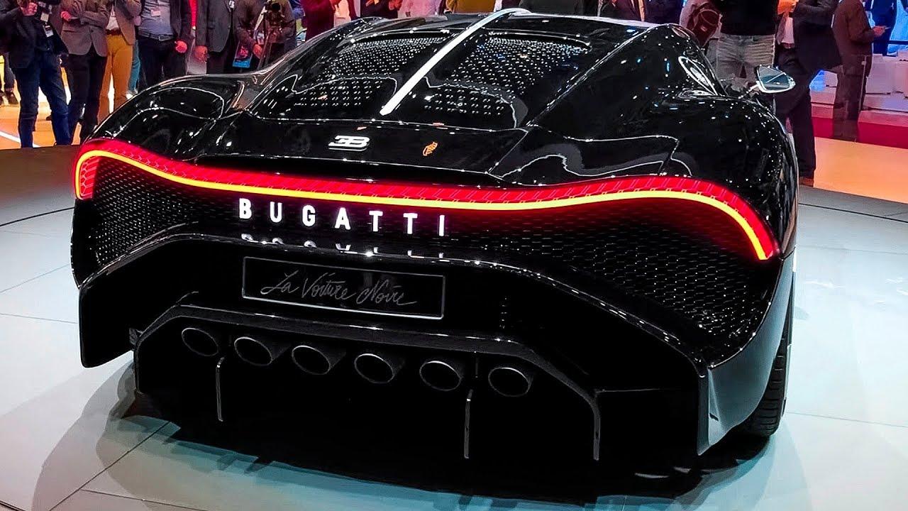 السيارة السوداء La Voiture Noire الأغلى في العالم صور و فيديو