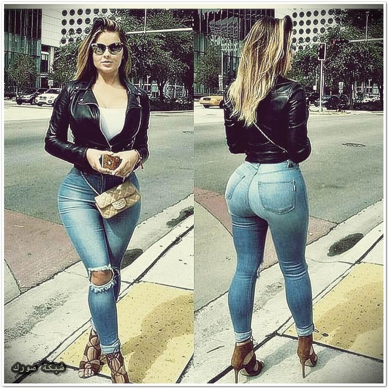 صور حارة لبنات بالجينز بنات بالبنطرون كابوي Girls in jeans
